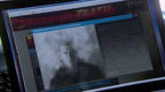 An article about the Burning Man on Saved by The Flash
