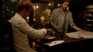 Constantine and Chas working together in Birmingham (1)