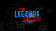 DC's Legends of Tomorrow season 5 title card