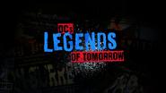 DC's Legends of Tomorrow season 5 title card