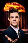 The Flash - Duet poster - Barry Allen