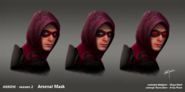 Arsenal concept mask artwork 1
