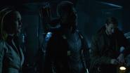 Green Arrow (Connor Hawke) heartfelt talk with Oliver Queen (8)