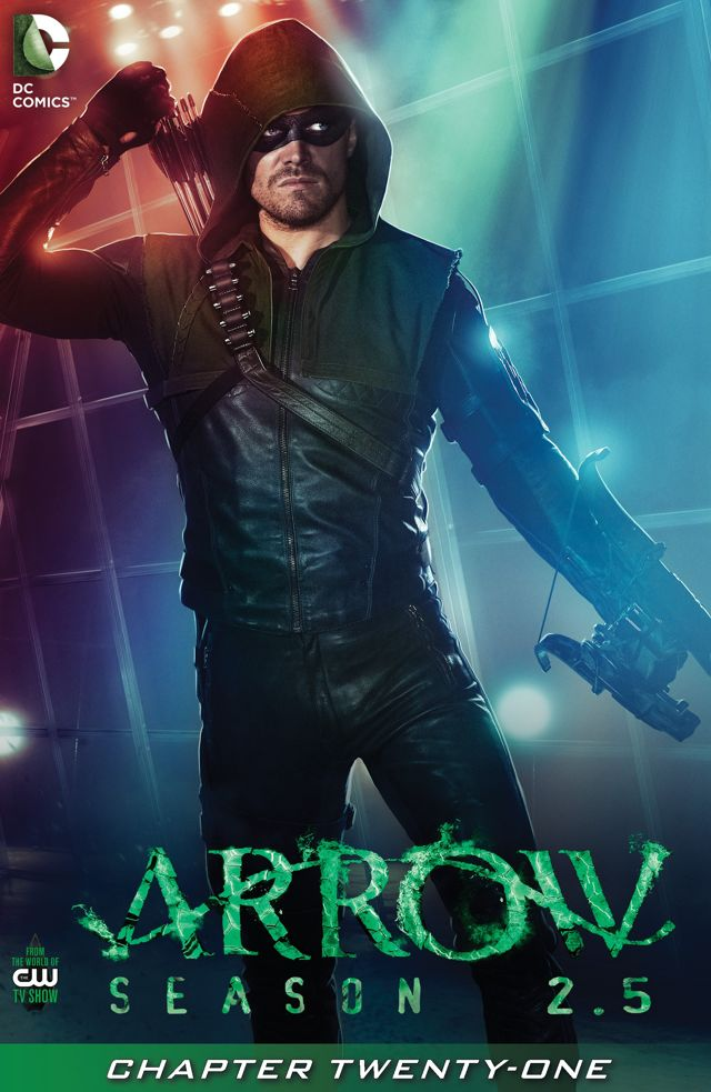 Arrow Season 2.5 chapter 21 digital cover.png