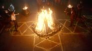 Constantine and Midnite ritual (1)