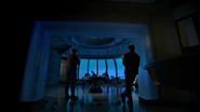 Nate Heywood and Oliver Queen find and talk Mick Rory (5)