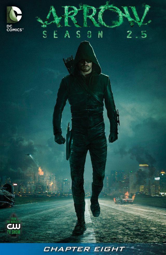 Arrow Season 2.5 chapter 8 digital cover.png