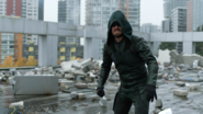Oliver's last stand