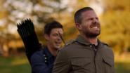 Barry gets his revenge on Oliver