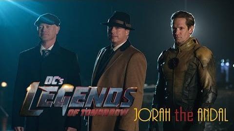 Legends of Tomorrow - Legion of Doom Suite (Themes)