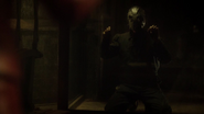 Man in the iron mask resuce Barry and Jesse (5)