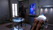 Ray Palmer and Martin Stein decide to help Kendra Saunders (2)