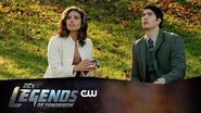DC's Legends of Tomorrow Inside DC's Legends Left Behind The CW
