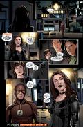 The Flash comic sneak peek - Invincible