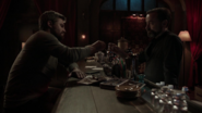 Anatoly shares one last drink with Oliver
