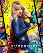 Supergirl promotional image (season 6)