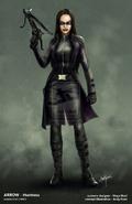 The Huntress concept artwork