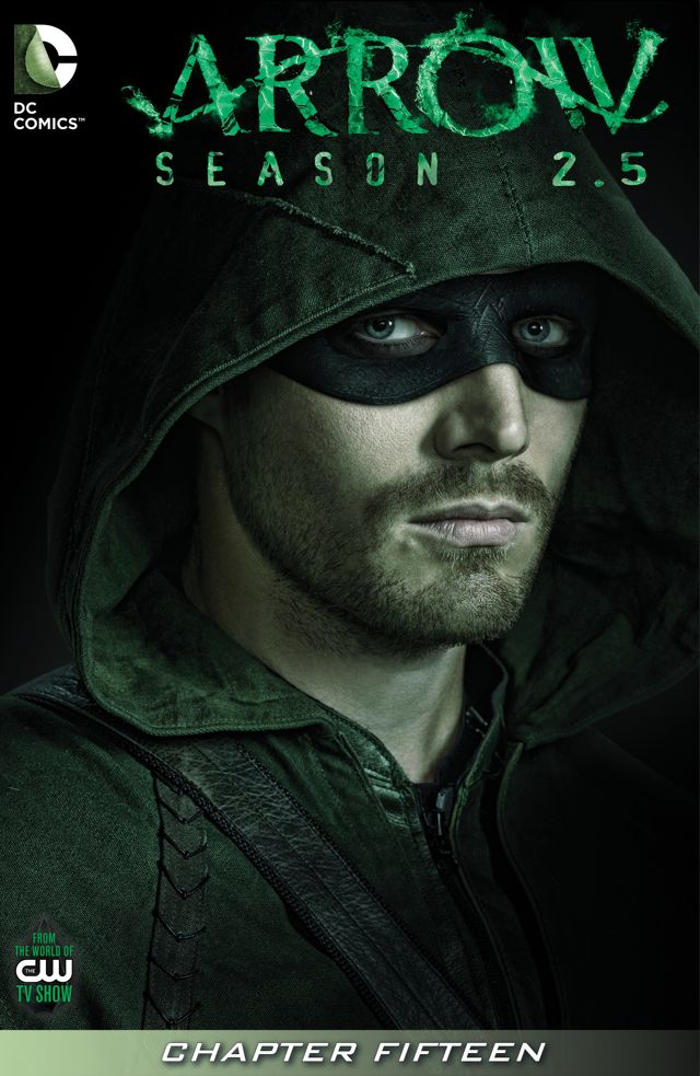 Arrow Season 2.5 chapter 15 digital cover.png