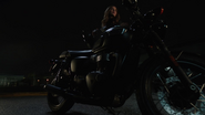 Black Canary's motorcycle (Earth-Prime)