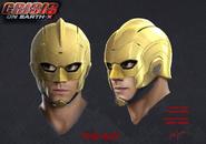 Helmet The Ray concept art