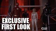 EXCLUSIVE Crisis on Infinite Earths Sneak Peek - Harbinger Recruits Heroes