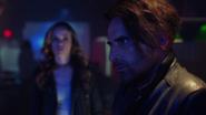 Norvok attacks Caitlin because she leaving Amunet (2)