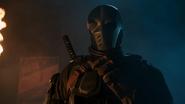 Grant Wilson as Deathstroke (Earth-16)