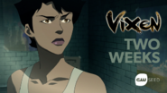 Vixen premieres in two weeks promo