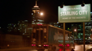 Starling Rockets sign