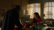 Zoe martwi się, że ponownie straci ojca (1)