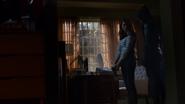 The Hood asks Laurel to defend Peter Declan