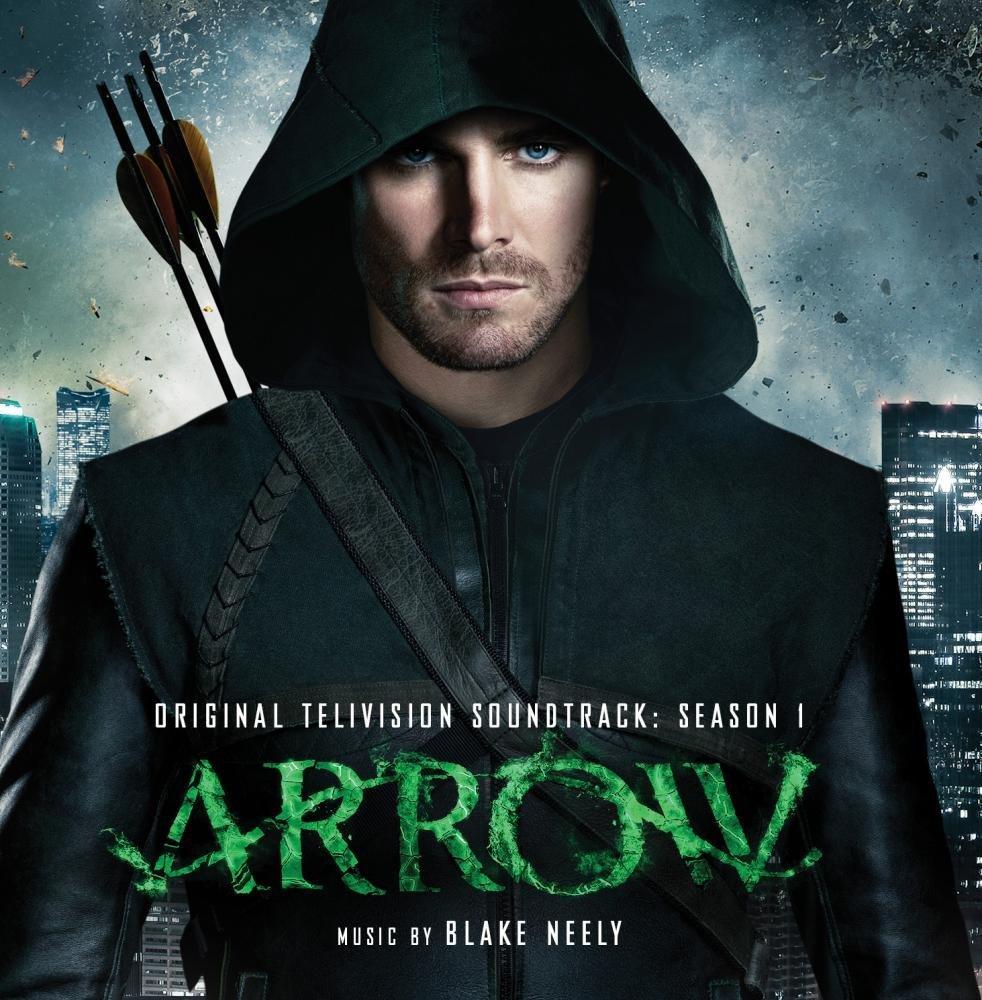Arrow - Original Television Soundtrack Season 1.png