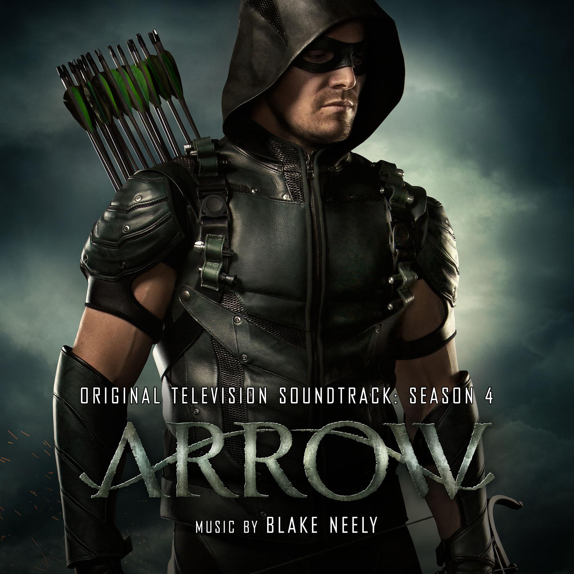 Arrow - Original Television Soundtrack Season 4.png