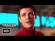 The Flash Season 8 Trailer (HD) 5 Episode Crossover Event