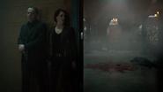Diaz i Laurel atakują siedzibę Kwadrantu