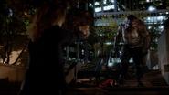 Man-Shark fight with Patty Spivot (1)