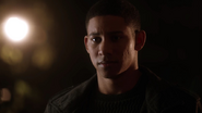 Wally West wants to talk to dying mother