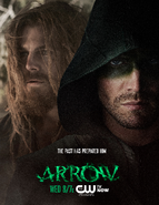 Arrow promo - The past has prepared him