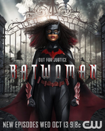 Batwoman season 3 poster - Out For Justice