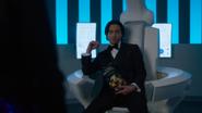 Brainiac's Ship Chair