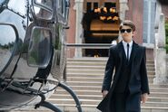 Artemis Fowl by Helicopter