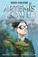 Artemis Fowl The Arctic Incident Graphic Novel 2021