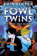 The Fowl Twins Book 3