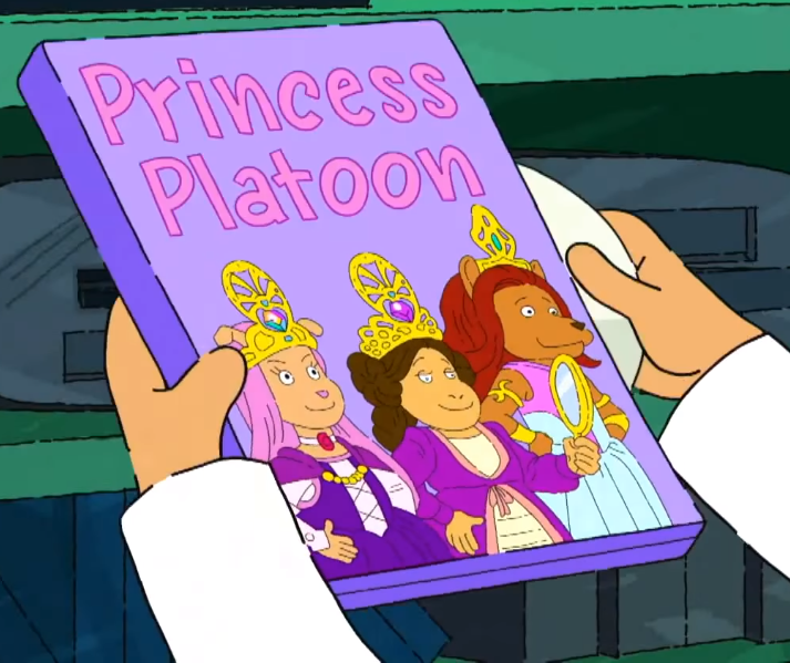 Princess Platoon