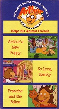 Arthur Helps His Animal Friends