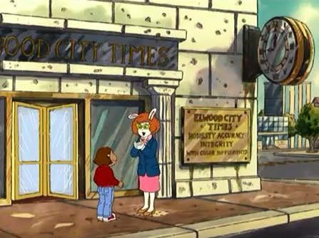 Elwood City Times
