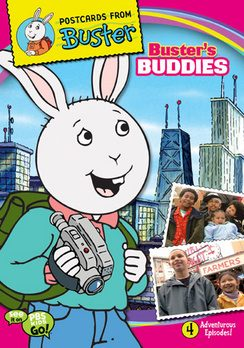 Buster's Buddies (DVD)