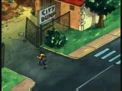 The Elwood City Dump