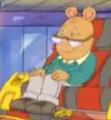 Elderly Arthur Read