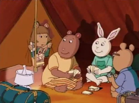 Arthur's First Sleepover (episode)